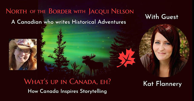 North of the Border with Kat Flannery