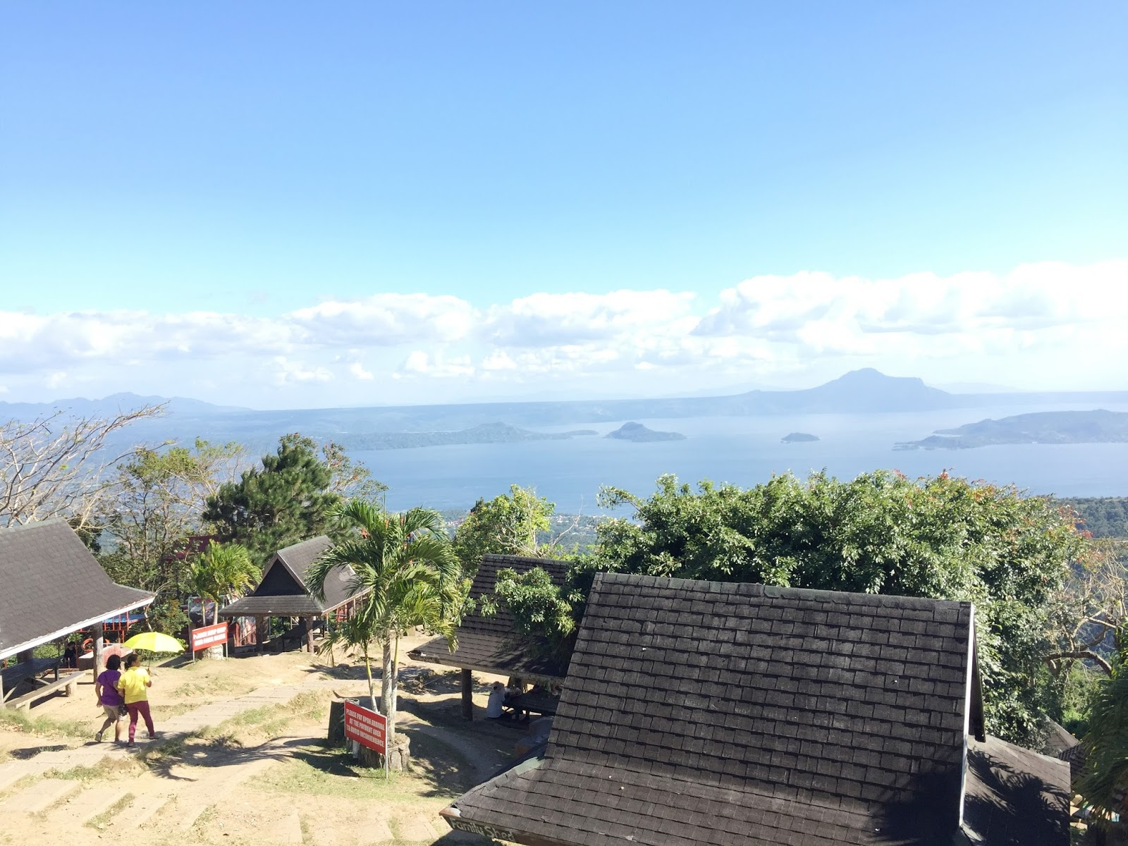 the beauty of nature in tagaytay
