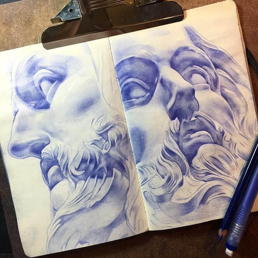 02-Tatiana-Caffeine-Moleskine-Color-Pencil-Drawings-www-designstack-co
