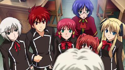 جميع حلقات انمي Quiz Magic Academy: The Original Animation مترجم عدة روابط