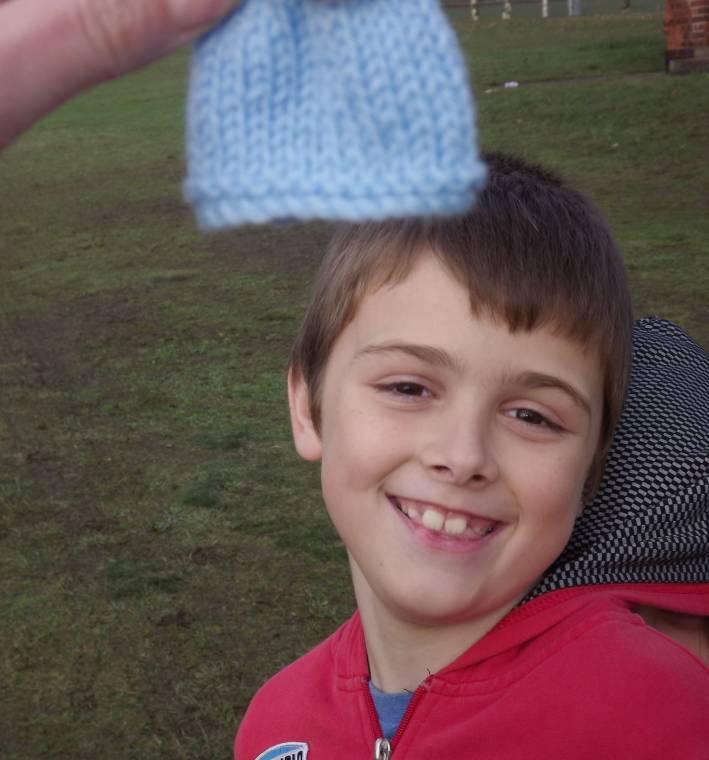 innocent Fruit Juice: The Big Knit To Raise Money