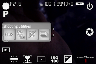 Aplikasi fotografi Android yang mirip DSLR