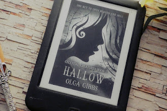 #BlogTour: Poetic, Action-Packed And Darker: Hallow by Olga Gibbs