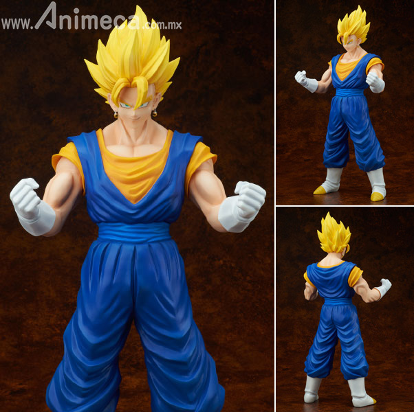Figura Super Vegito Gigantic Series Dragon Ball Z