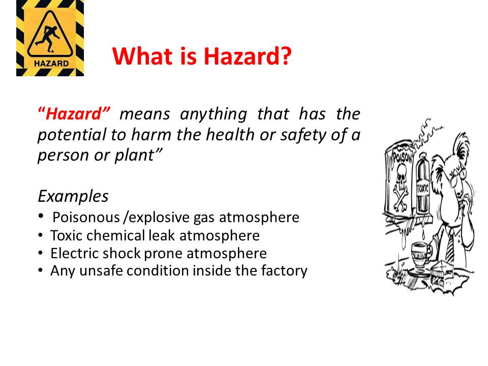 Chemical Process Plant Safety: PPT on Safety in Hazardous Operation