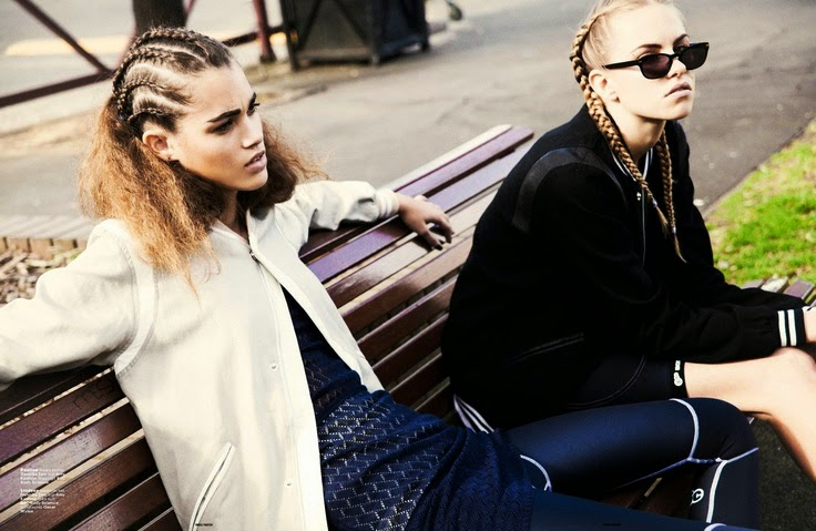 http://s-fashion-avenue.blogspot.it/2014/09/sporty-chic-style-hair-make-up.html