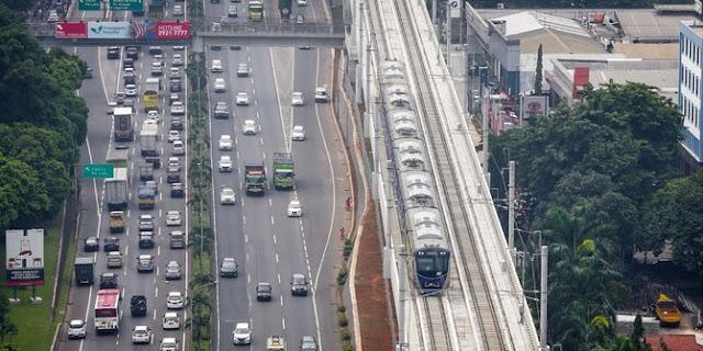MRT Hanya Akan Beroperasi dari Lebak Bulus Hingga Stasiun ASEAN