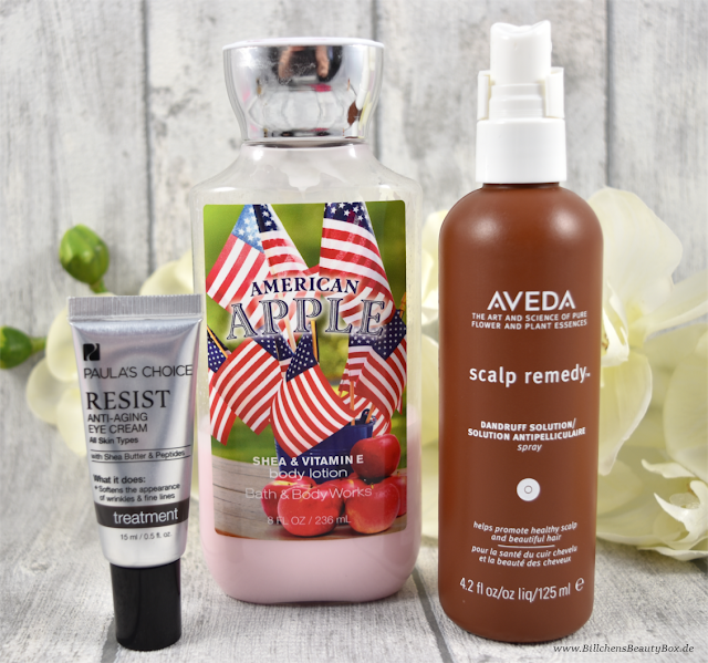 Favoriten im März - Aveda - Bath & Body Works - Paula's Choice