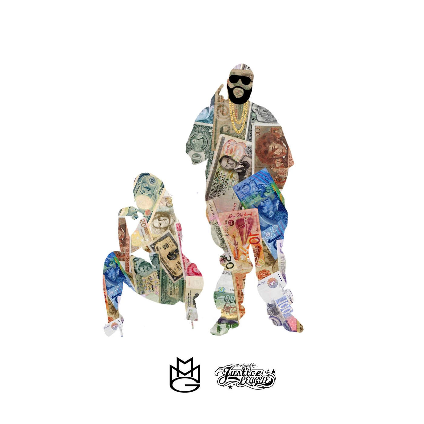 The J.U.S.T.I.C.E. League - Money Dance II (feat. Rick Ross, Mack Wilds & Camp Lo) - Single Cover
