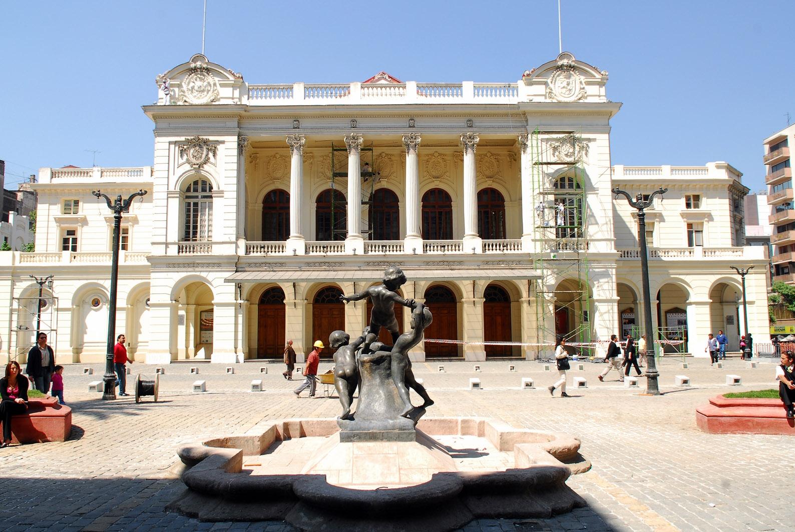 CITY TOUR CAMINHANDO EM SANTIAGO