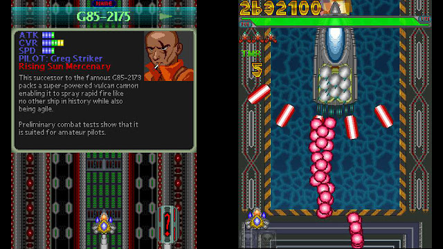 El shooter Zenodyne R busca apoyo en Steam Greenlight