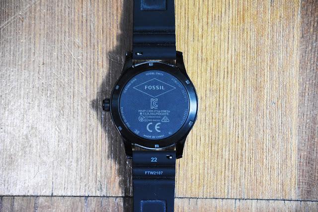 [開箱] 是科技也是時尚,更是手機延伸的 Fossil Q 智慧手錶