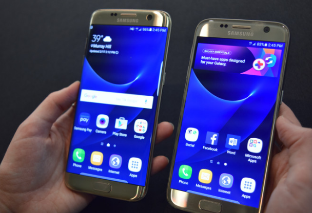 Samsung phone rolls out update for Galaxy S7/ edge, very specific bug fixes this time update 2016