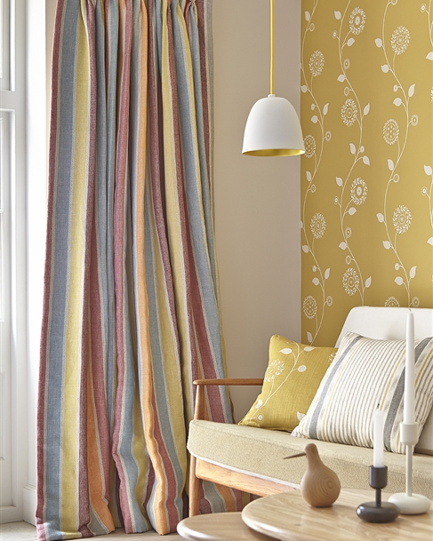 How To Draw Curtains Stage Dress A Bay Window With Voile And