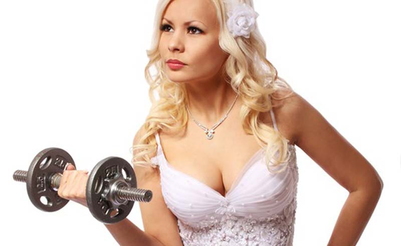 Weight Loss Tips for Your Wedding Day