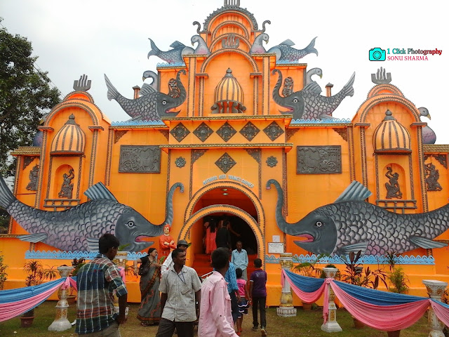 Kharagpur, kharagpur festival, kharagpur durga puja,