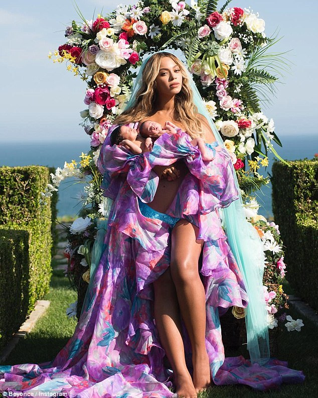 Beyonce-Jay-Z-twins-Rumi-Sir-Carter