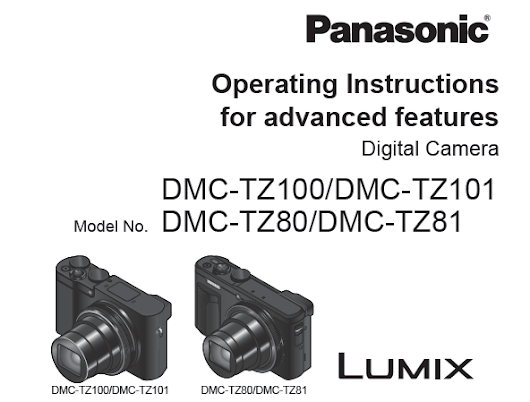 Panasonic Lumix DMC-TZ100 Manual | Download Manual Pdf