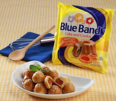 Resep Membuat Kue Nastar Renyah Lembut dengan Blueband