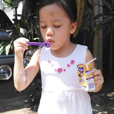 Pilih Yang Bernutrisi Untuk Menunjang Aktivitas Anak di Luar Rumah