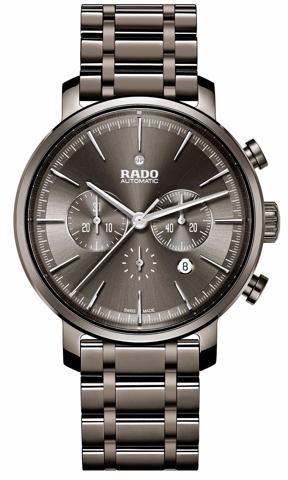 Rado Diamaster Automatic Chronograph XXL3