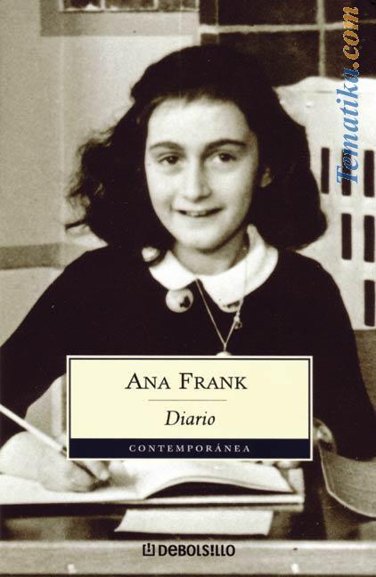 Las Tonalidades Del Azul El Diario De Ana Frank