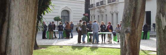 Asistentes a las Jornadas del Observatorio Desigualdad de Andalucía