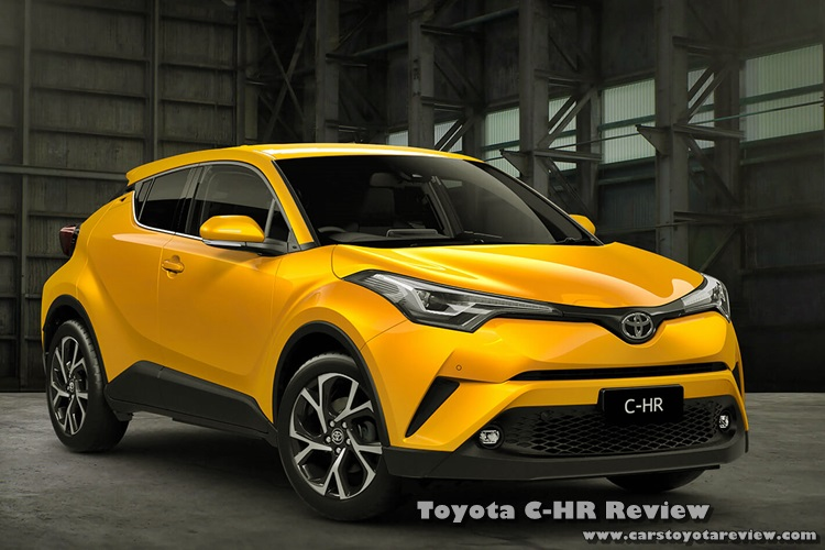 Toyota C-HR Review And Specs