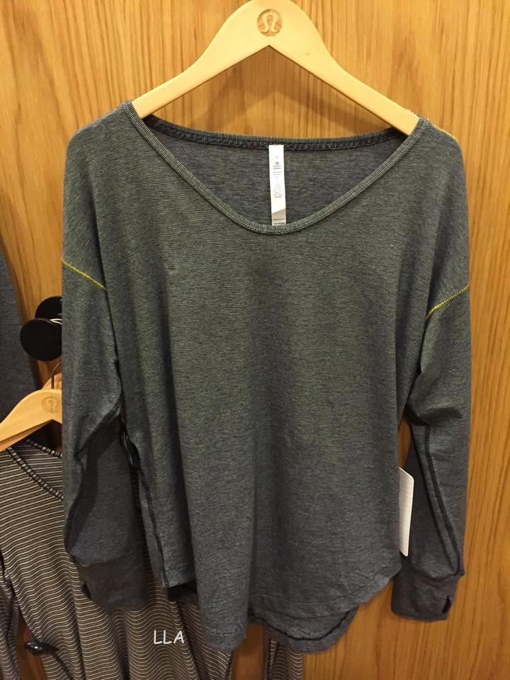 lululemon weekend ls