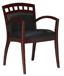Mercado Wood Guest Chair