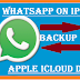 How to Backup and restore Your WhatsApp Conversatiuns in iPhone