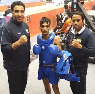 Praveen Kumar: 1st Indian to win Wushu World Championships