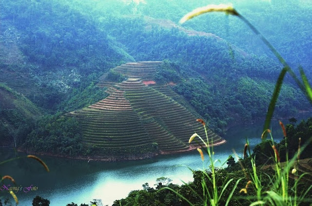 The peaceful beauty of Xin Man 1