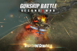 Gunship Battle Second War Mod v1.01.08 APK