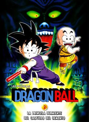 Película Dragon Ball La princesa durmiente del castillo del demonio