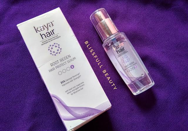 Kaya Hair Root Regen Hair Protect Serum Review