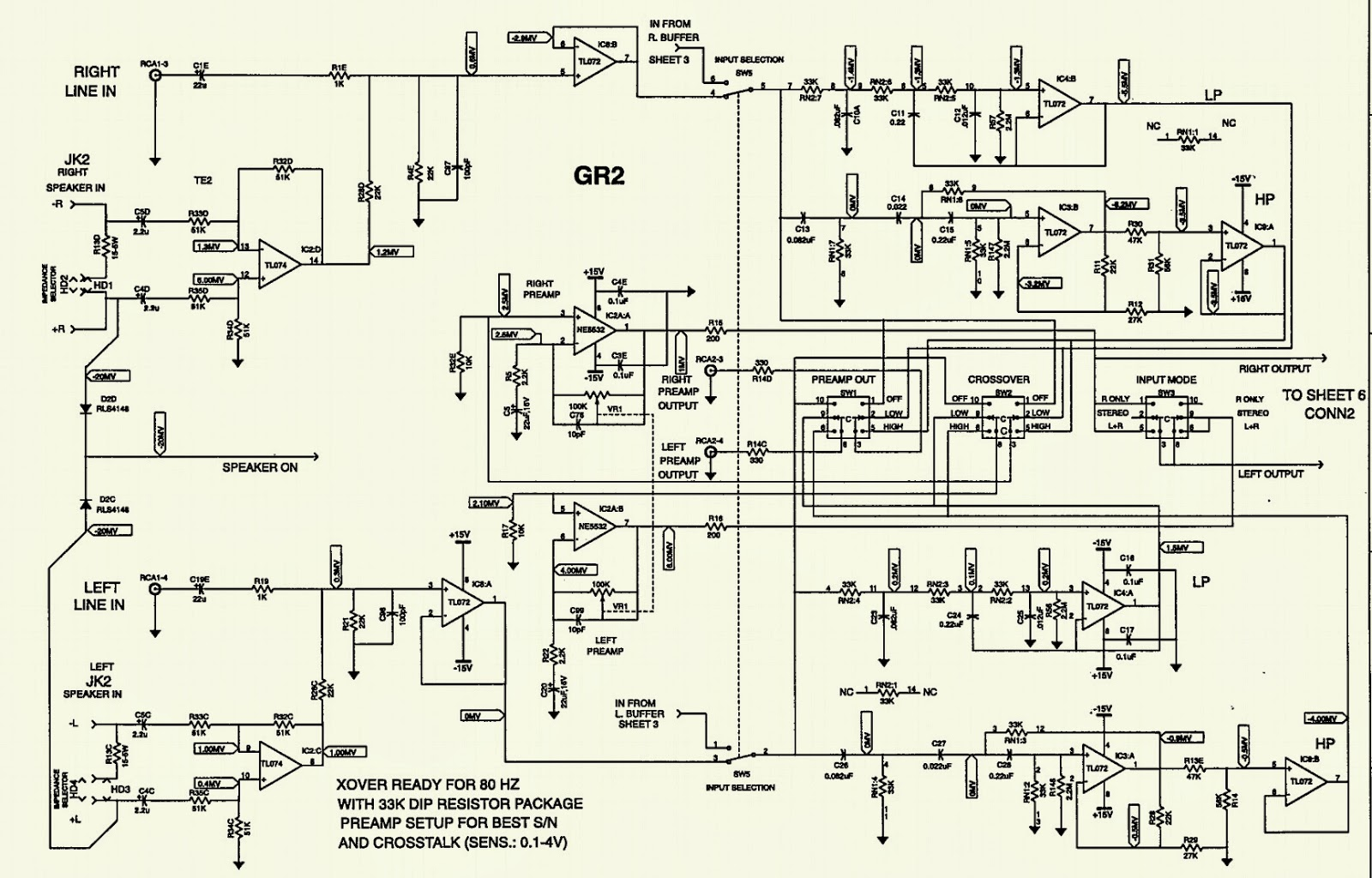 car crossover wiring diagram logic of 8 to 1 line multiplexer audio schematics best site harness