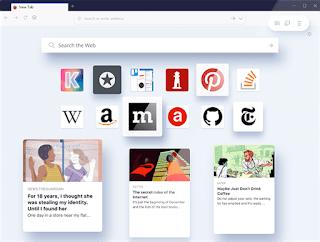 تحميل تطبيق Mozilla Firefox لتصفح اسهل للانترنت