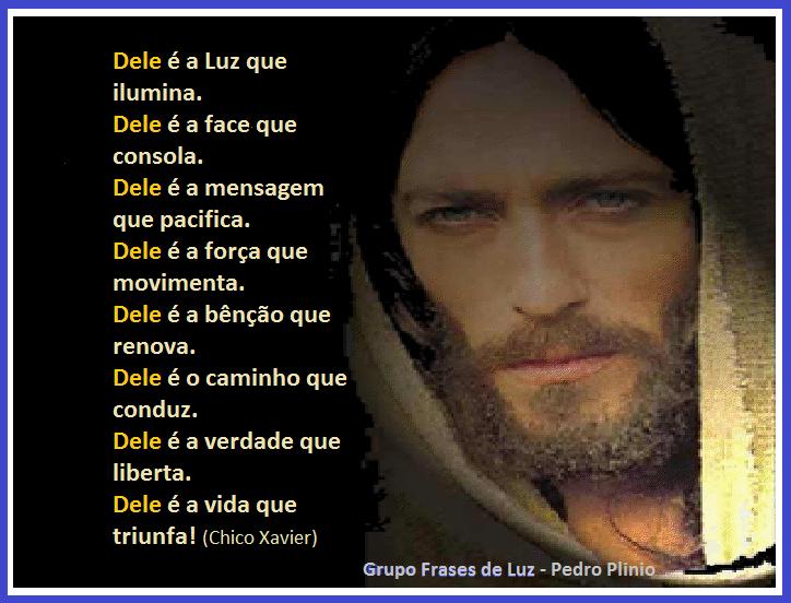 Frases De Luz Um Retrato Fiel De Jesus Pelo Senador