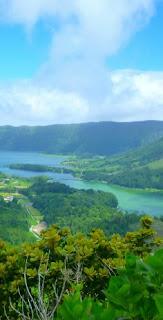 landscape azores