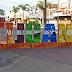 Walking to Tijuana, Mexico