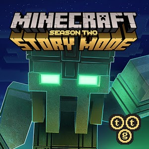 Minecraft: Story Mode – Season Two V1.02 Full Apk Data