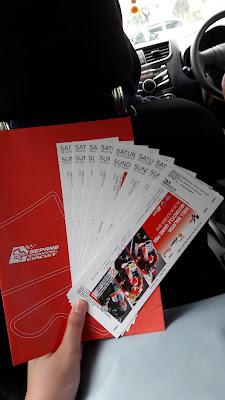 Tiket Nonton MotoGP di Sepang