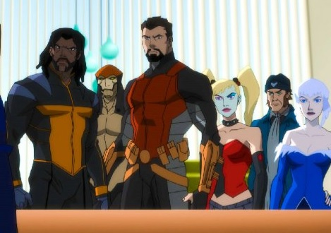 Damn Good Coffee And Hot Suicide Squad Hell To Pay Animated Film Cast Announced