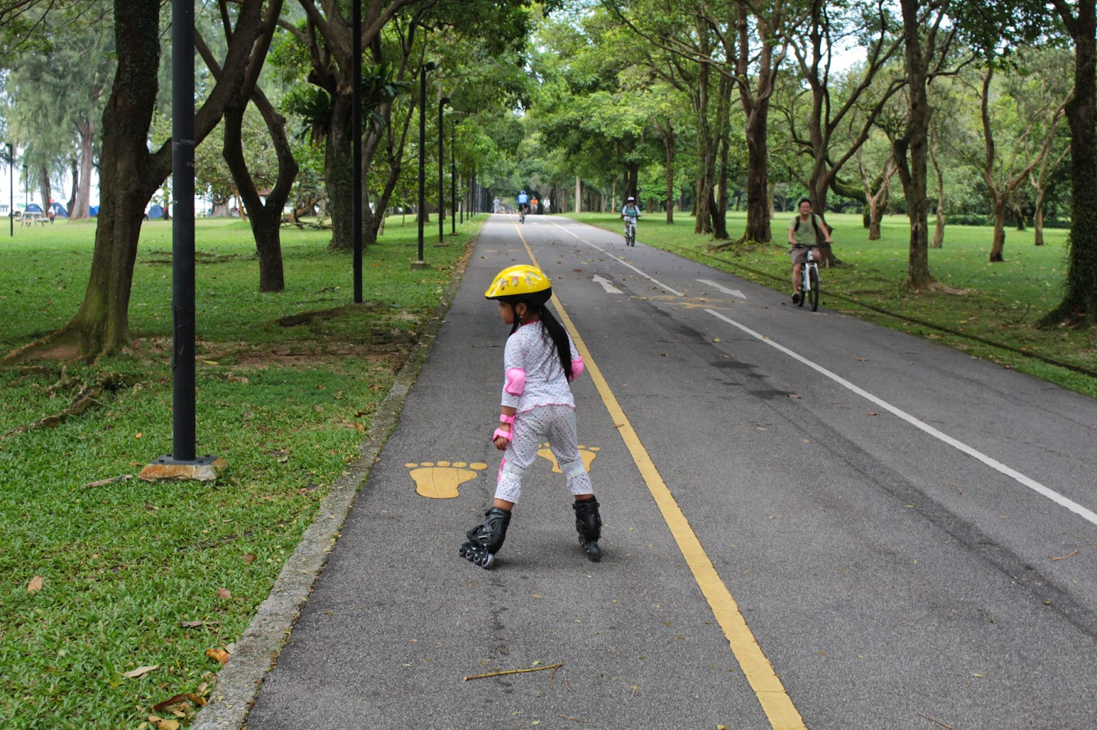 Piknik Murah Meriah Di East Coast, Singapore (2/6)