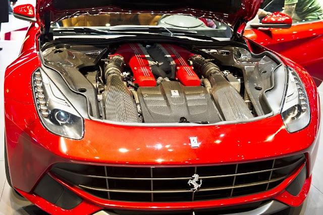 2016 performance Ferrari F12 Berlinetta