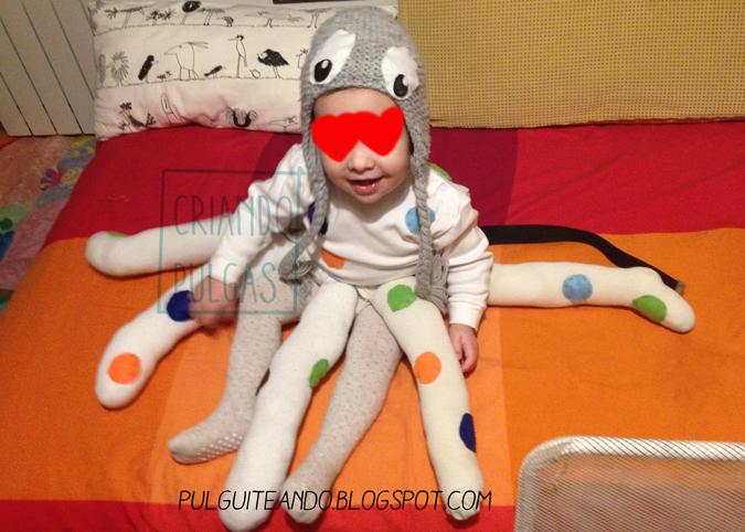 Idea disfraz DIY casero para carnaval
