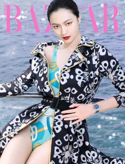 Fashion Model, @ LI Chao  - Harper's Bazaar Hong Kong, June 2016