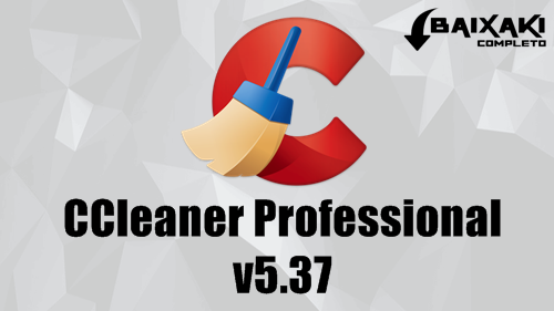 CCleaner Professional 5.37 + Serial