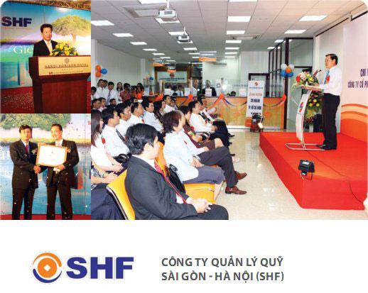 Công ty Cổ phần Đầu tư Sài Gòn - Hà Nội